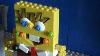 Download Lego Spongebob ″It's the best day ever″ Video