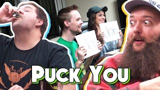 Download Puck You | The Drinking Game Video