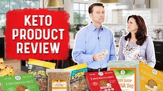 Download Dr. Berg's Favorite Keto Products Video