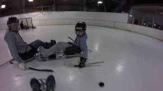 Download Sled Hockey Video