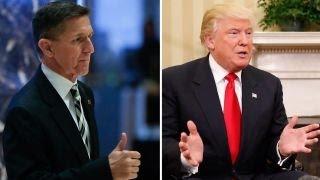 Download Trump picks Gen. Michael Flynn as national security adviser Video