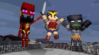 Download Monster School: Justice League - Minecraft Animation Video