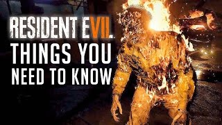 Download Resident Evil 7: 5 Things You NEED TO KNOW Video