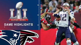 Download Patriots vs. Falcons | Super Bowl LI Game Highlights Video