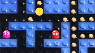 Download Lego Bricksels: Pac-Man Video