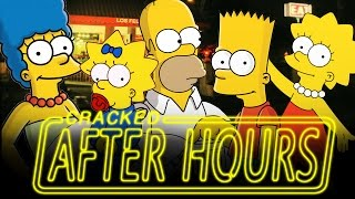 Download After Hours - 4 Insane Simpsons Fan Theories (That Might Be True) Video