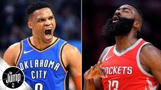 Download Russell Westbrook preferred the Rockets over the Heat and Pistons - Ramona Shelburne | The Jump Video