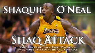 Download Shaquille O'Neal - Shaq Attack Video