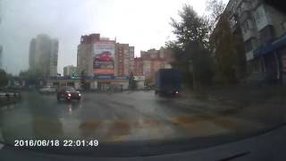Download ДТП г. Пермь, ул. Малкова Video