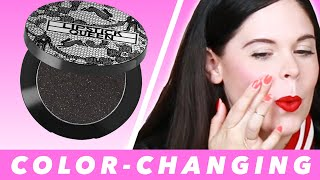 Download We Tried Black Color-Changing Blush Video