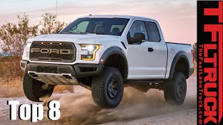 Download Top 8 New 2017 Trucks & Beyond: The Most Anticipated Pickup We Can't Wait to Drive Video