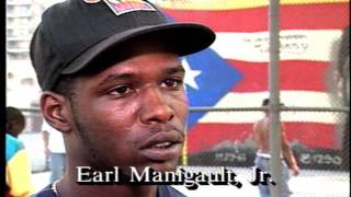 Download Earl ″The Goat″ Manigault on CNN Video