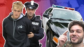 Download WE GOT JAKE PAUL ARRESTED! *PRANK WARS* Video