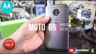 Download Moto G5 Hard Reset/Quitar Patron,Pin o Contraseña Video