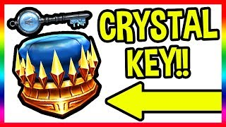 Download GETTING THE CRYSTAL KEY! CRYSTAL KEY LOCATION FOUND? | CRYSTAL KEY LOCATION (Ready Player One Event) Video
