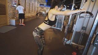 Download 做個背殺!背部訓練 |vlog#64 Video