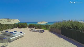 Download Finca auf Mallorca: Villa Playa de Muro Video