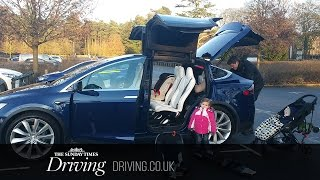 Download How family friendly is the Tesla Model X? Video