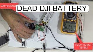 Download DEAD DJI PHANTOM 3 BATTERY DIAGNOSTIC DETAILED PRESENTATION Video