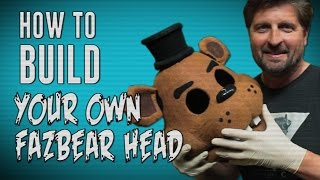 Download How To Make Your Own Freddy Fazbear Head Video
