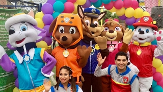 Download Show infantil de la patrulla canina en Lima con Recreolandia Video