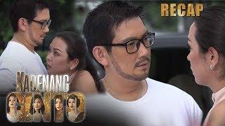Download Romina bumps into Leon | Kadenang Ginto Recap Video