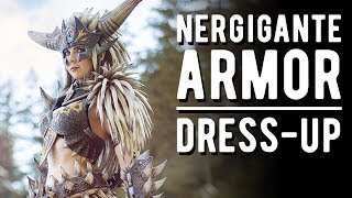 Download Nergigante Cosplay Transformation - Monster Hunter World Video