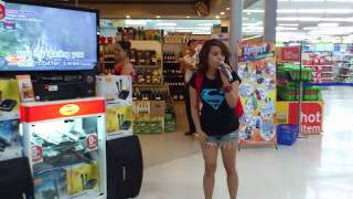 Download A Random Girl Steps Up To A Karaoke Machine and Floors Everyone Video
