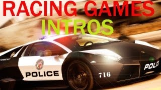 Download Racing Games Intros HD Video