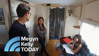 Download When Homelessness Reaches Middle-Class Working Families | Megyn Kelly TODAY Video