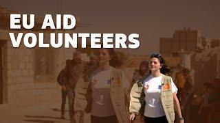Download EU Aid Volunteers Video