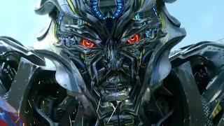 Download Transformers: Age of Extinction - Optimus Prime vs. Galvatron & Lockdown 1080p Video