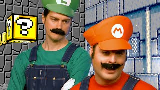 Download LUIGI HATES MARIO (ft. Trevor Moore from The Whitest Kids U' Know) Video