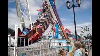 Download The pirate ship ride Video