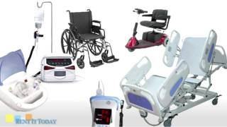 Download Medical Equipment Rentals Video