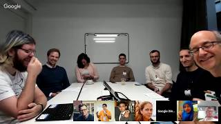 Download English Google Webmaster office-hours hangout IRL Video