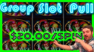 Download 💥💥IT WAS OUR LAST SPIN!💥💥 Betting $20.00/SPIN On Carnival Of Mystery Masquerade Slot Machine! Video
