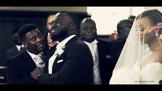 Download The most beautiful bridal entrance EVER! / Groom Cries when he sees his bride. Video