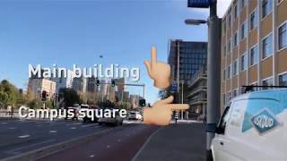 Download Vrije Universiteit Amsterdam korte Campus tour Video