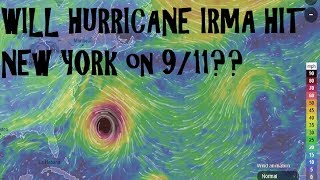 Download Will Hurricane IRMA hit New York on 9/11 ?! Video