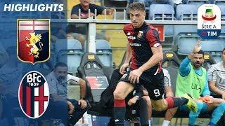 Download Genoa 1-0 Bologna | Krzysztof Piątek Scores The Winning Goal For Genoa | Serie A Video