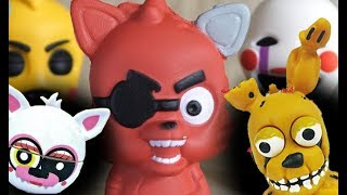 Download Reviewing Tons of FNaF Collectables Video