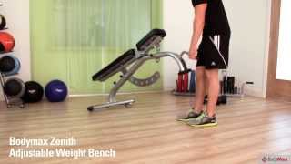 Download Bodymax Zenith Adjustable Weight Bench Video