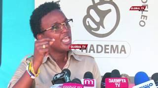 Download HALIMA MDEE - ″NIKAMATENI SIOGOPI, MAMA KABENDERA KAFA, MKE KAKIMBIA, INAUMA″ Video