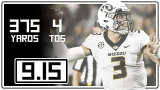 Download Drew Lock Full Coverage Missouri vs Purdue || 9.15.18 || 375 Yards, 4 Total TDs Video