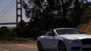 Download Car Tech - 2014 Bentley Continental GT V8 S Convertible Video