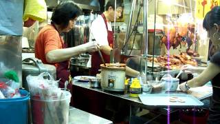Download Eating in Singapore Locally (Hawker Center Scenes in Singapore) Video