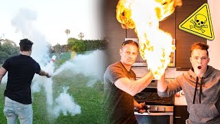 Download 5 INSANE SCIENCE EXPERIMENTS Video