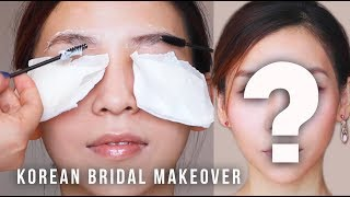 Download I Get a Bridal Makeover by Korean Celebrity Makeup Artists Video