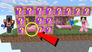 Download Minecraft: *FAKE* MEMES LUCKY BLOCK BEDWARS! - Modded Mini-Game Video
